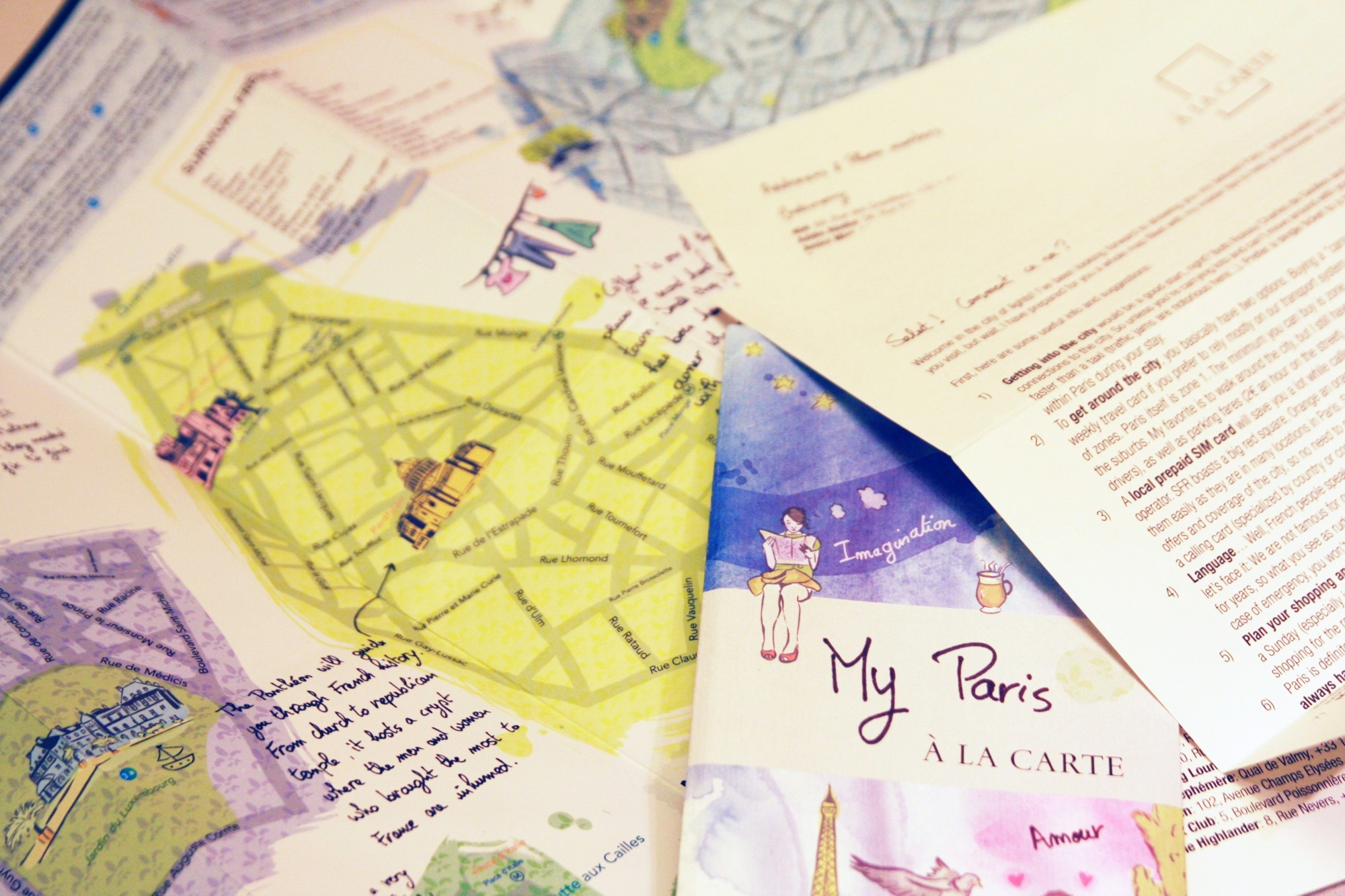 Travel Between The Pages – Traveling Maps
