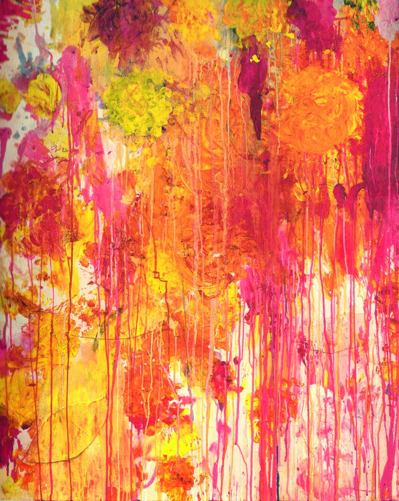 NEW TECHNOLOGY: Cy Twombly