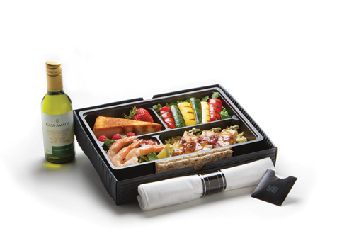 Best Airline Food First Class