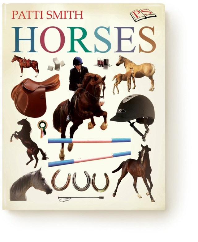 """""""children's reference book concerning all things equine..."""""""