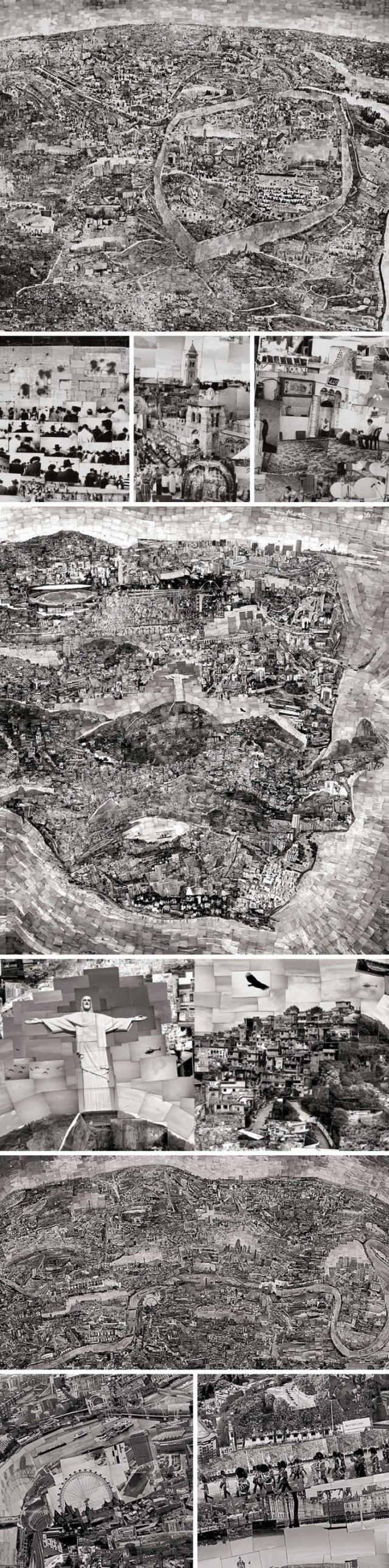 sohei-nishino_diorama-maps_collabcubed