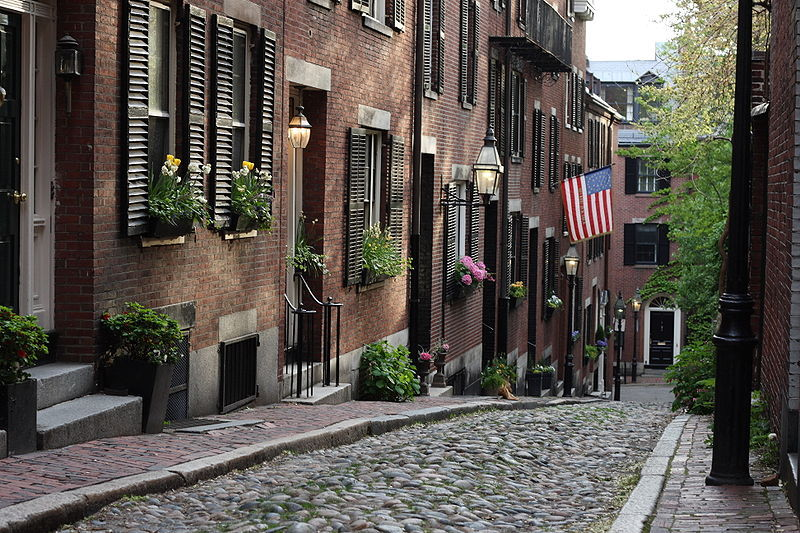 Coming Soon: Boston's Literary District | Travel Between ...