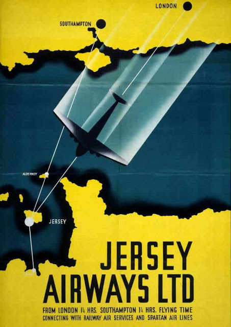 British Aviation Posters, ca_ 1920s-1930s (6)