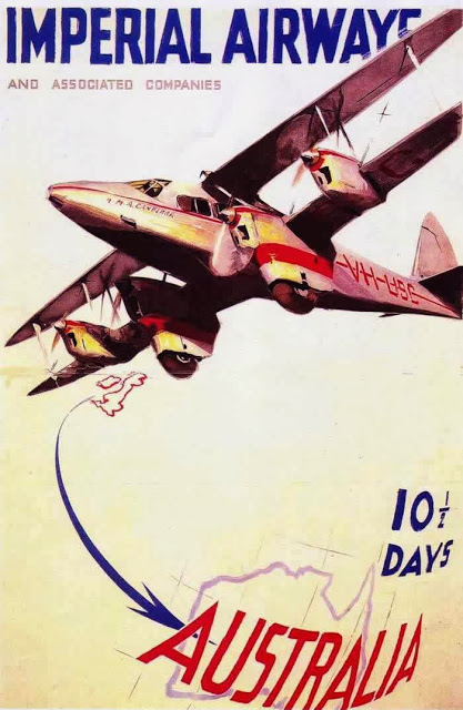British Aviation Posters, ca_ 1920s-1930s (8)