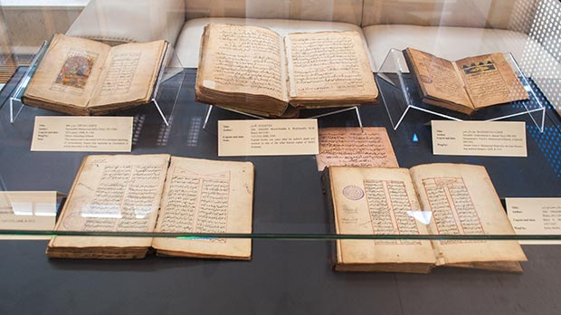 01_Manuscripts_from_the_Gazi_Husrev_Bey_Library_(c)_Photo_by_Islamic_Arts_Magazine