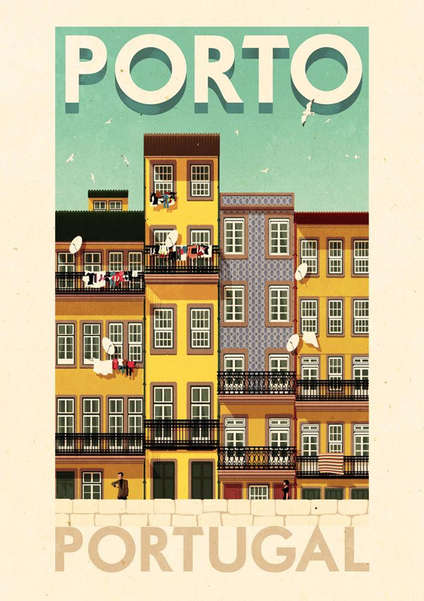 Portuguese-travel-posters-by-Rui-Ricardo2