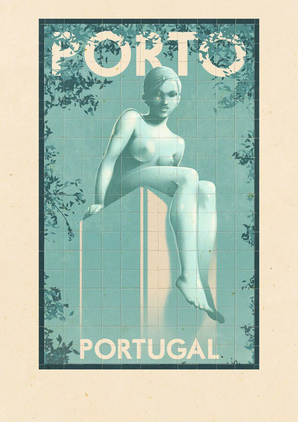 Portuguese-travel-posters-by-Rui-Ricardo5