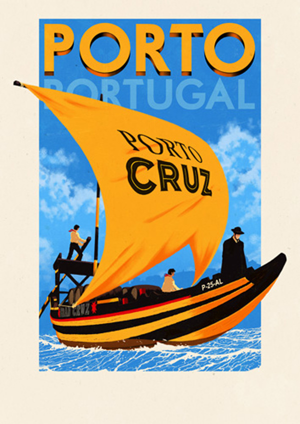 Portuguese-travel-posters-by-Rui-Ricardo9