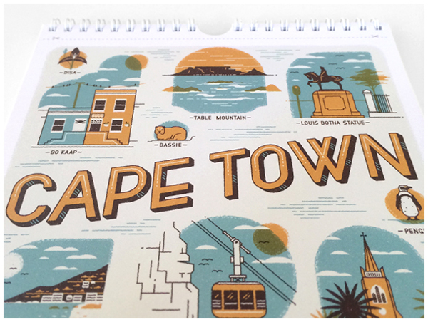 Cape-Town-illustrations-Wish-You-Were-Here-Calendar9