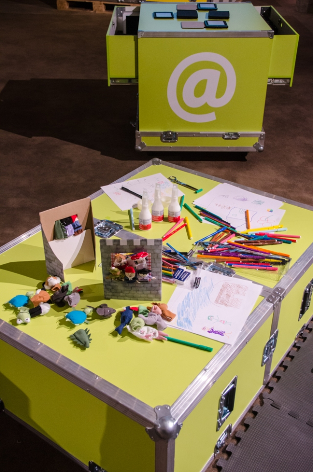 Ideas Box at New York Public Library