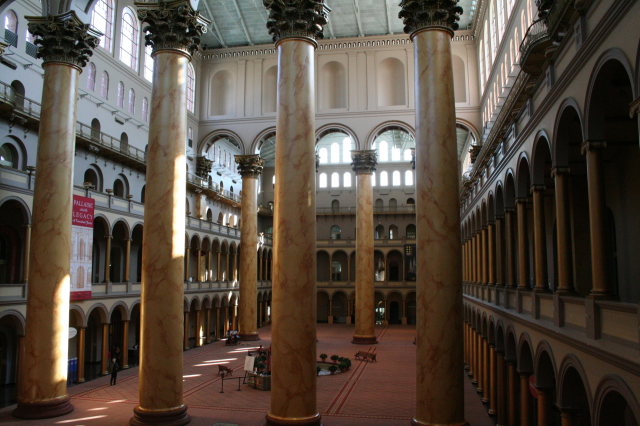 National_building_museum_columns