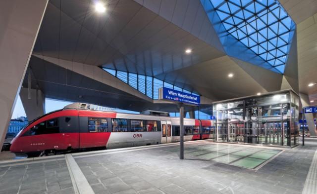 Trans Form Hauptbahnhof Wien, Fotoprojekt Die Veraenderung eines Stadtteiles 2008-2014