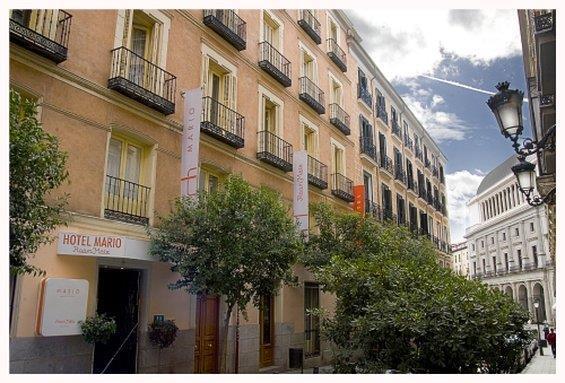Room Mate Mario Hotel Madrid