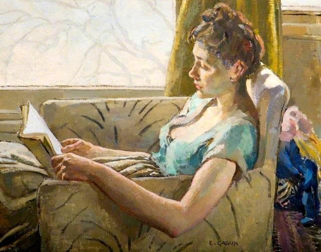 Gabain, Ethel Leontine - Reading2