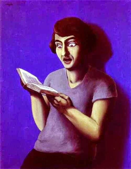Magritte, René La lectrice soumise, 1928