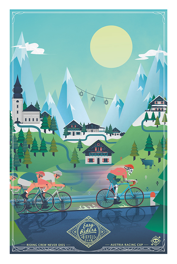 Bike-travel-illustration