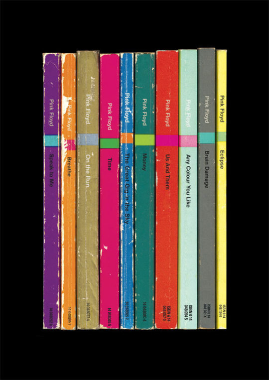 Pink-Floyd-The-Dark-Side-of-the-Moon-album-as-Penguin-book-covers-540x763