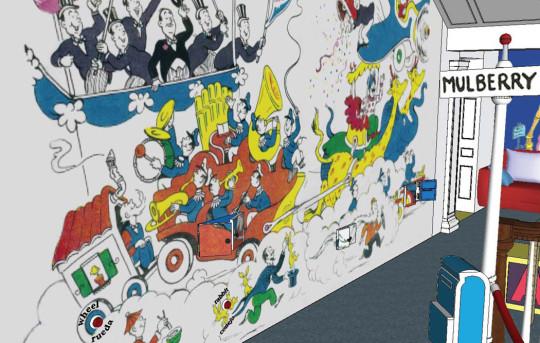 picSeussMuseumMulberry-Street-Interactive-Mural-540x343