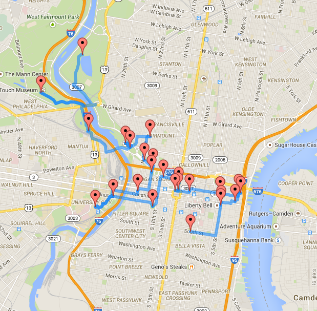 philly-optimized-walking-tour