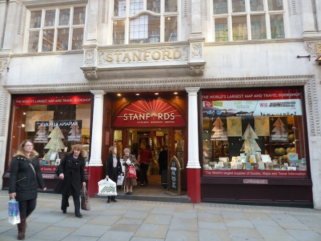 Stanfords-frontage