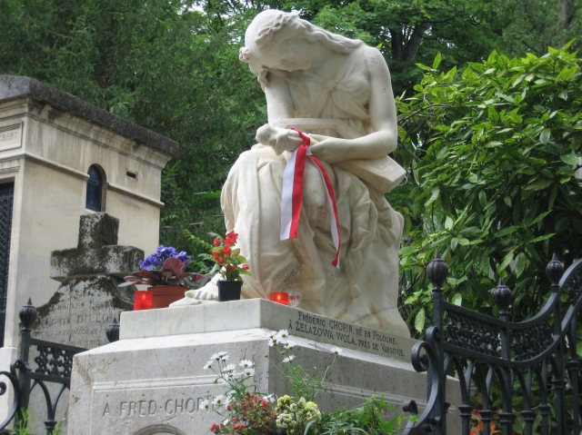 Chopin_Grave