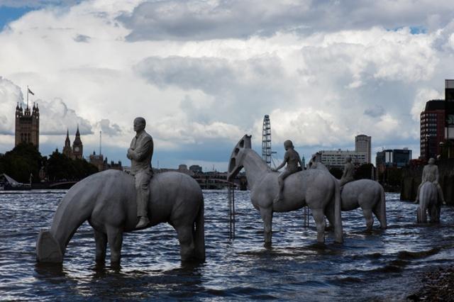 Four-Horsemen-of-the-Apocalypse-Jason-deCaires-Taylor_Sculpture_its-nice-that-