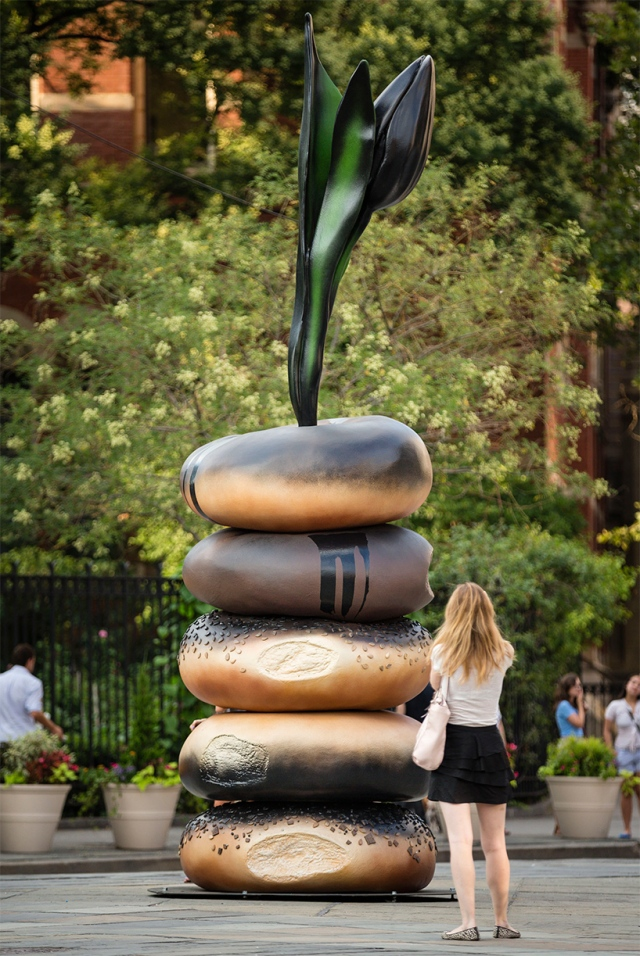 hanna-linden-everything-bagel-sculptures-new-york-designboom-04