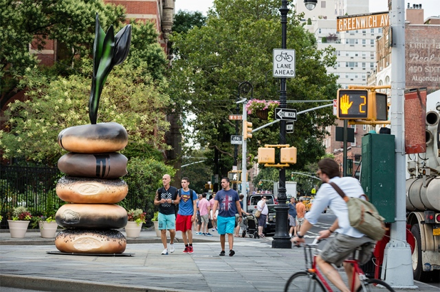 hanna-linden-everything-bagel-sculptures-new-york-designboom-05