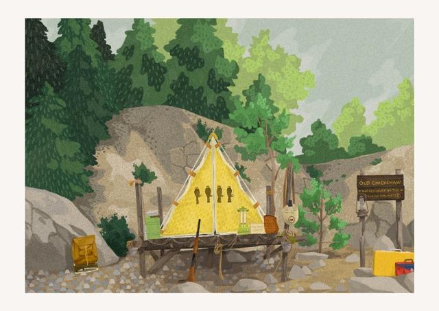 wes-anderson-postcards-mark-dingo-francisco-designboom-13