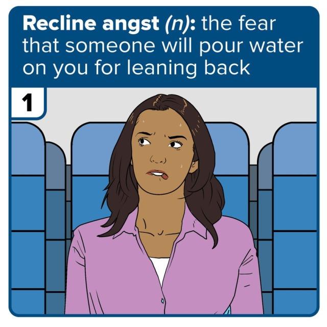 Recline-Angst