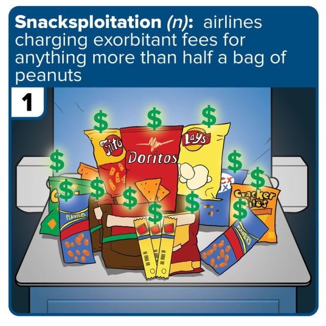 Snacksploitation