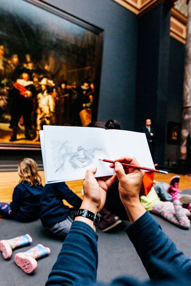 Startdrawing-Rijks-Museum-4