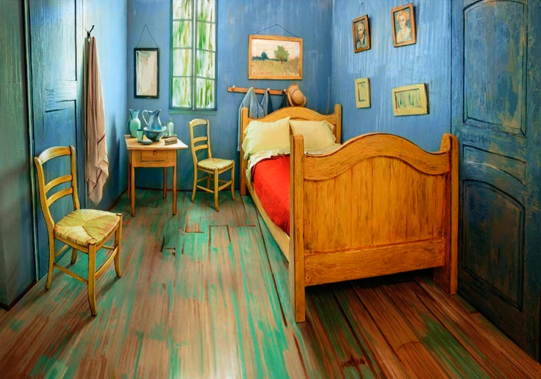 Van Gogh In Chicago Travel Between The Pages