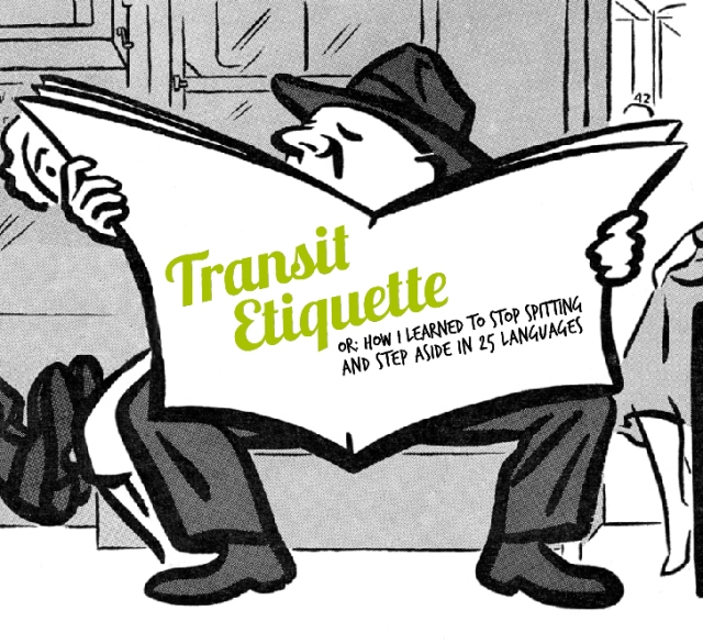 TransitEtiquette