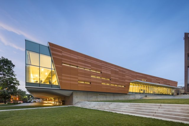 Lawrence Public Library, Lawrence Kansas