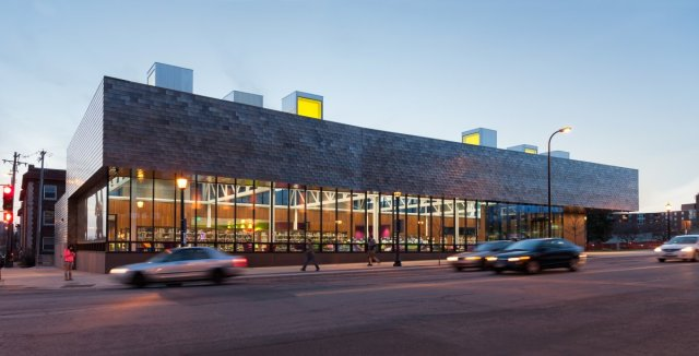 Hennepin County Library, Minneapolis