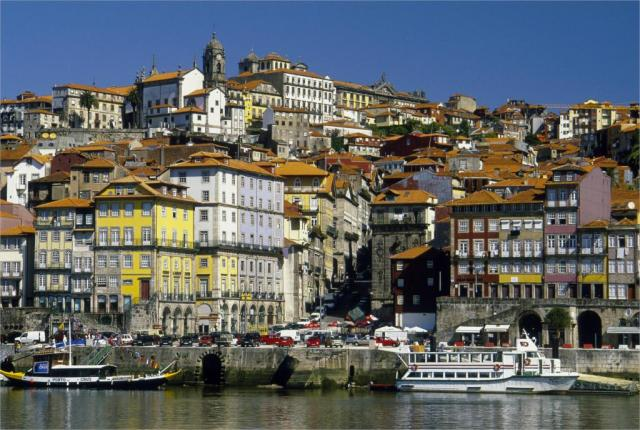 Nature-Landscape-font-b-Porto-b-font-font-b-Portugal-b-font-4-Sizes-Silk-Fabric