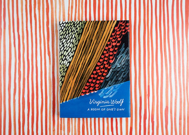 Aino-Maija-Metsola_Virginia-Woolf-cover_A-Room-of-One's-Own