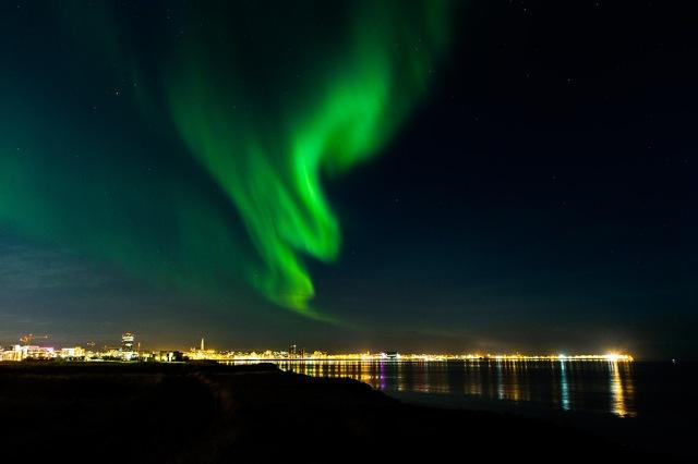 Norðurljós Reykjavík