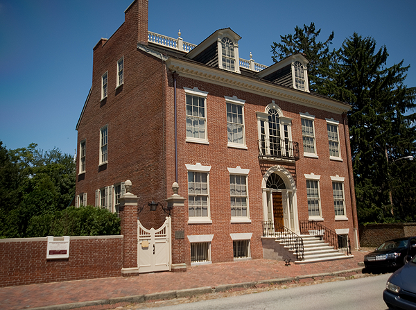 georgereedhouse