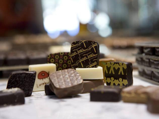 Aztec Chocolate Making Process