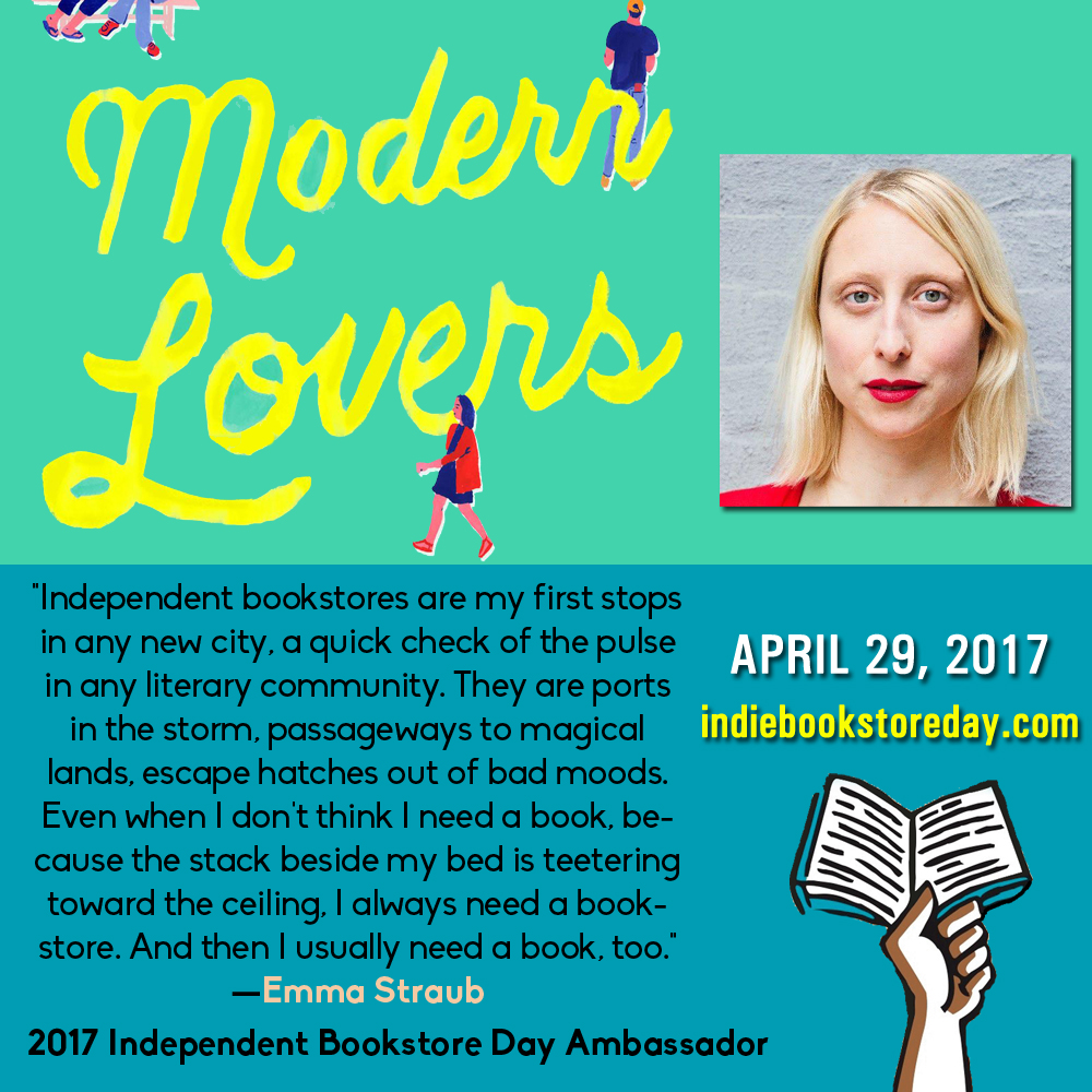 Independent Bookstore Day | Travel Between The Pages